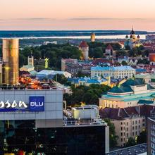 Radisson Blu Sky Hotel in Tallinn