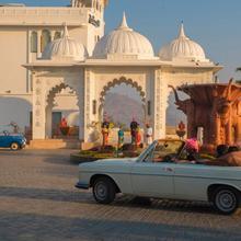 Radisson Blu Udaipur Palace Resort & Spa in Udaipur