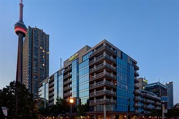 Radisson Hotel Admiral Toronto-Harbourfront in Toronto