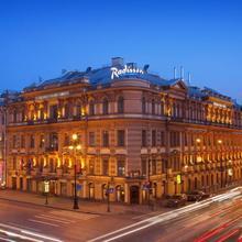 Radisson Royal Hotel in Saint Petersburg