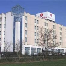 Ramada Hotel Leipzig-Halle in Wiedemar