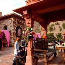 Rambihari Palace in Alwar