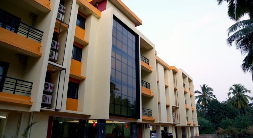 Ramcons Residency Majorda in Ponda