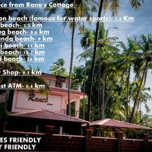 Rane's Cottage in Alibag