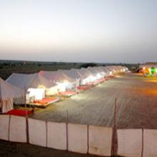 Wild Desert Resort in Dedha
