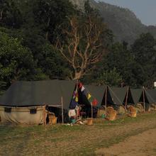 Red Chilli Jungle Camp in Devaprayag