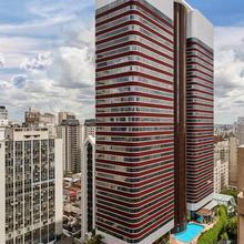 Renaissance Sao Paulo Hotel in Sao Paulo