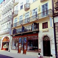 Residence Goethe U Tří Mouřenínů in Karlovy Vary