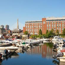 Residence Inn By Marriott Boston Harbor On Tudor Wharf in Boston