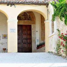 Residenza San Pietro Sopra Le Acque in Messenano