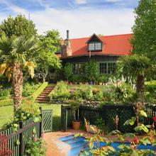 Retiro Park Lodge in Nelson