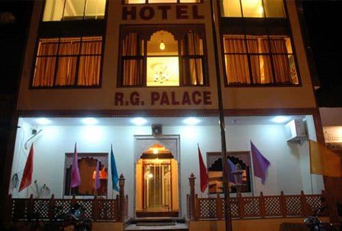Hotel RG Palace in Jaipur