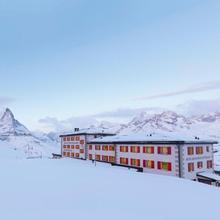Riffelhaus 1853 in Zermatt
