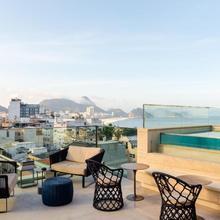 Ritz Copacabana Boutique Hotel in Rio De Janeiro