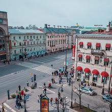 Riverside Nevsky Hotel in Saint Petersburg