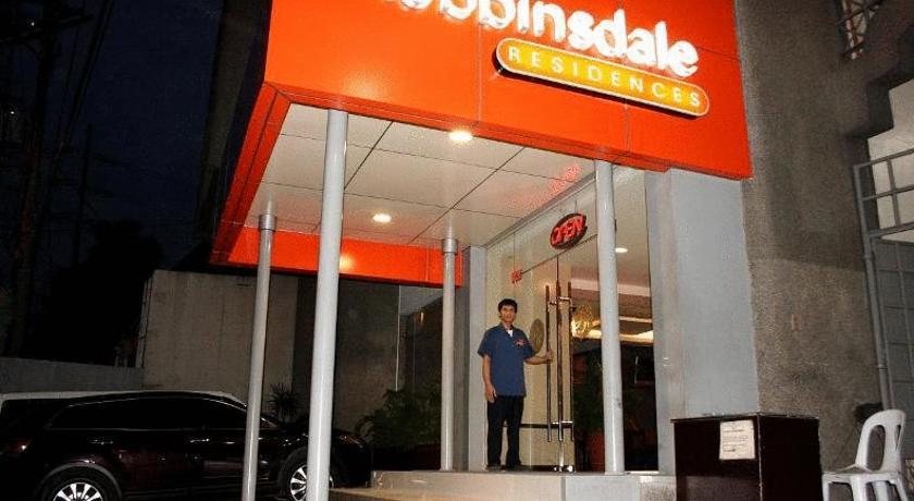 Robbinsdale Residences in Manila