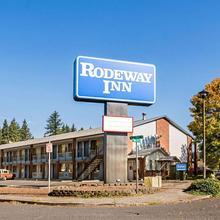 Rodeway Inn in Portland
