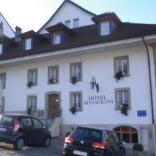 Romantik Hôtel du Sauvage in Donatyre