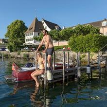 Romantik Seehotel Sonne in Zurich