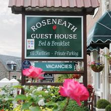 Roseneath Guest House in Inverness