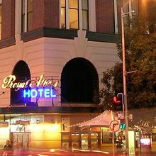 Royal Albert Hotel in Brisbane