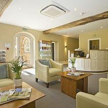 Rushton Hall Hotel and Spa in Brigstock