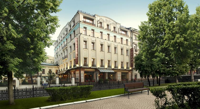 Russo-Balt Hotel in Moscow