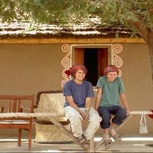 Saharia Organic Resort in Savarda