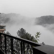 Saiba Cottage in Chail