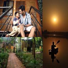 Sajan Nature Club, A Nature Trails Resort in Vada