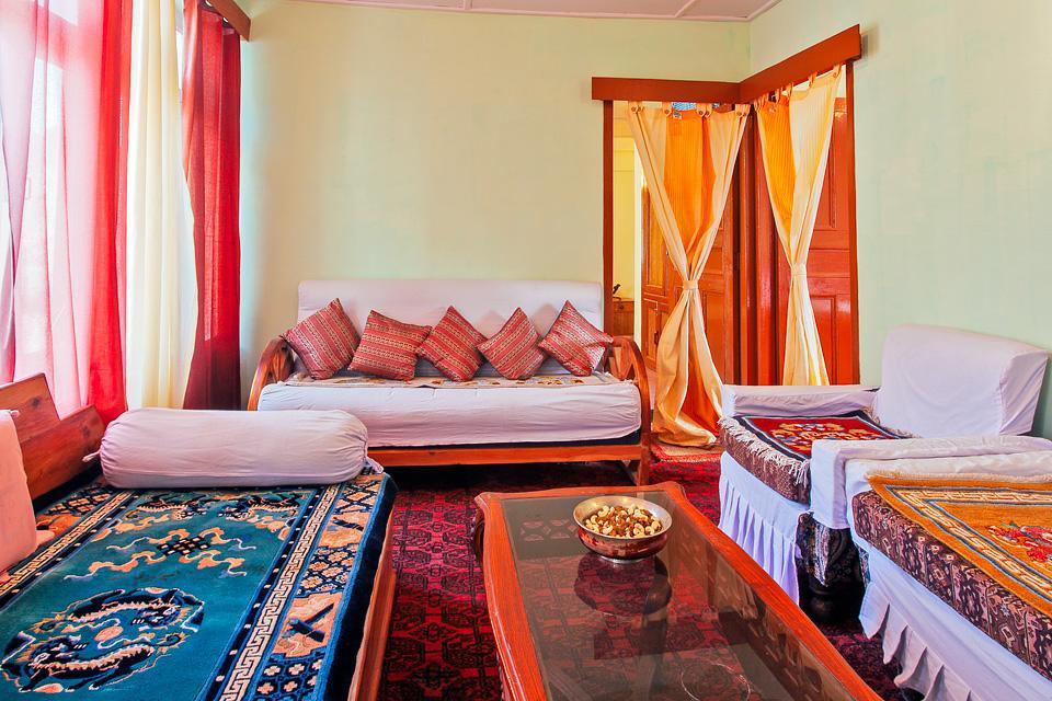 Sakya Abode in Kaza