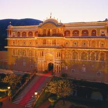 Samode Palace in Chaumu