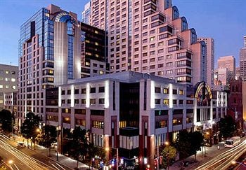 San Francisco Marriott Marquis in San Francisco
