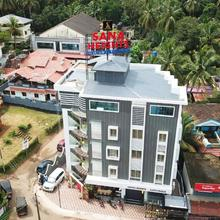 Sana Heights Luxury Apartments in Pattambi