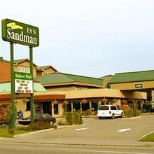 Sandman Inn & Suites Vernon in Vernon