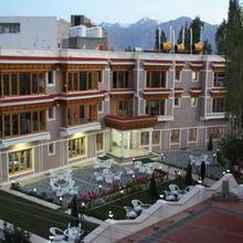 Sangaylay Palace in Leh