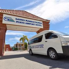 Sanno Marracoonda Perth Airport Hotel in Perth