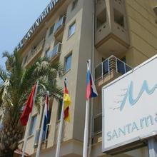 Santa Marina Hotel in Antalya
