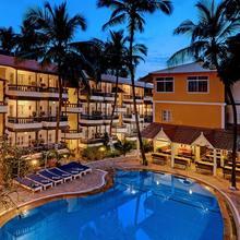 Santiago Beach Resort in Saligao