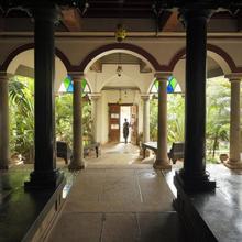 Saratha Vilas Chettinad in Kottaiyur
