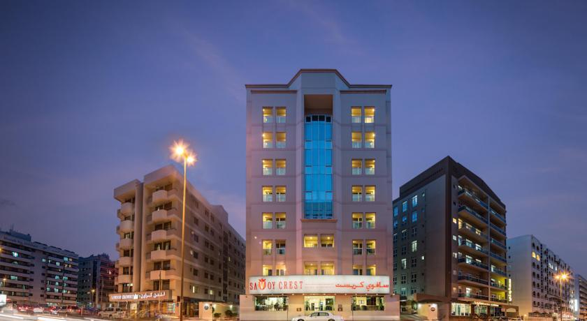 Savoy Crest Hotel Apartment in Dubai
