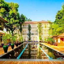 Savoy Hotel in Rangoon
