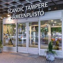 Scandic Tampere Hämeenpuisto in Tampere