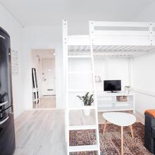 Scandinavian Studio Apartment in Helsinki