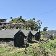 Scenic Tent Stay In George Everest, Hathipaon in Mussoorie