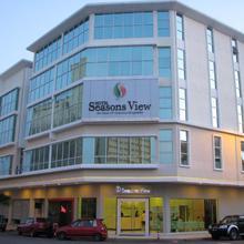 Seasons View Hotel in Kuantan