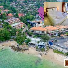 Seven Seas Hotel in Patong Beach