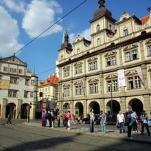 Sg1 Hostel in Prague