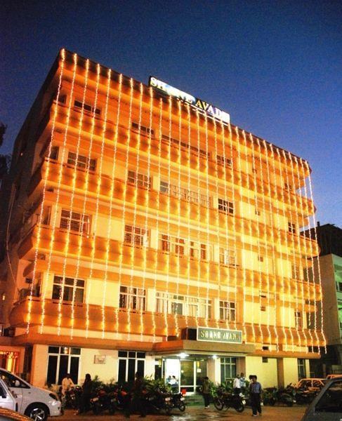 Hotel Shane Avadh in Tikri