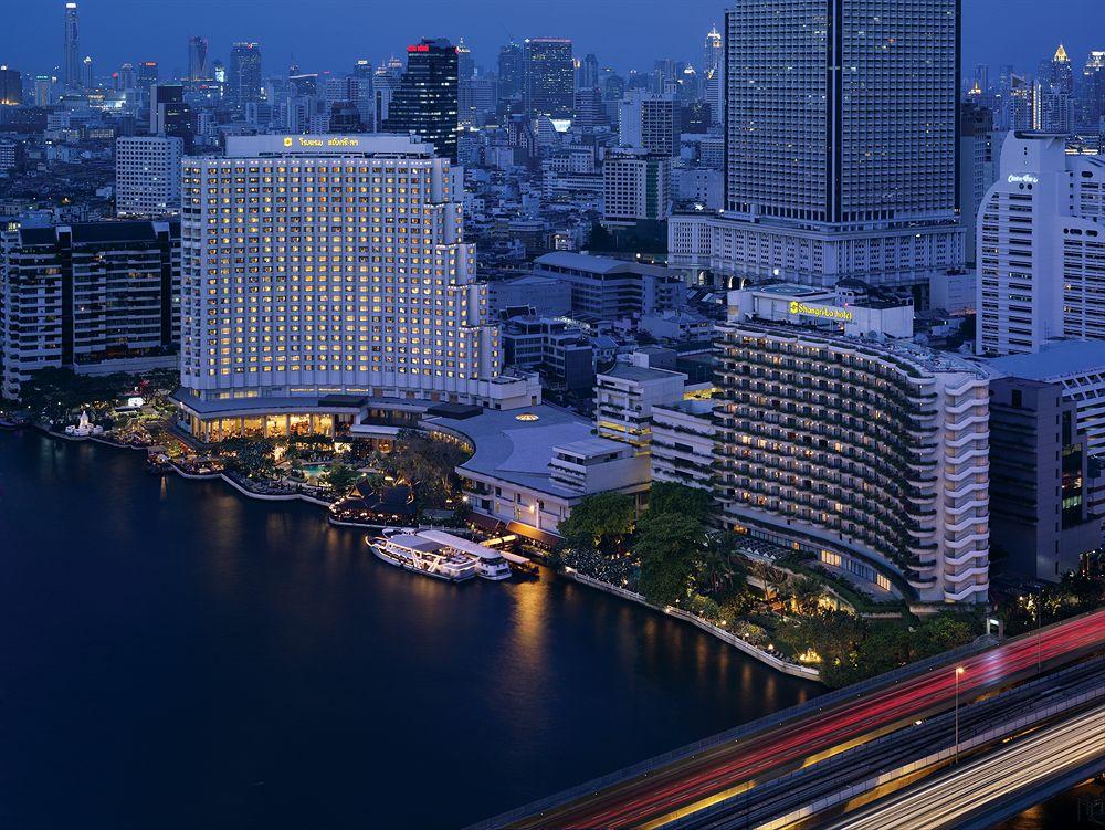 Shangri-La Hotel Bangkok in Bangkok